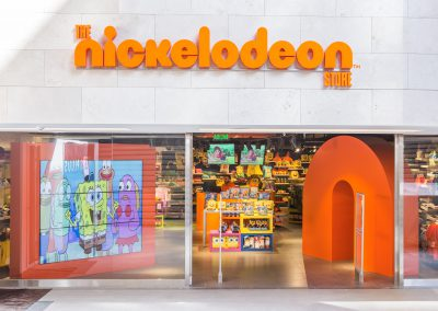 Nickelodeon – Mall Casa Costanera
