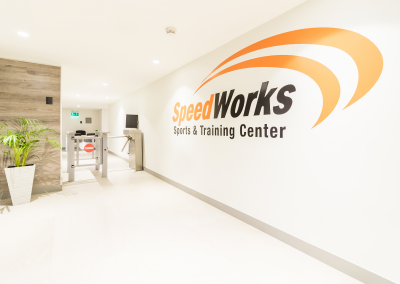 SpeedWorks – Hotel Crown Plaza